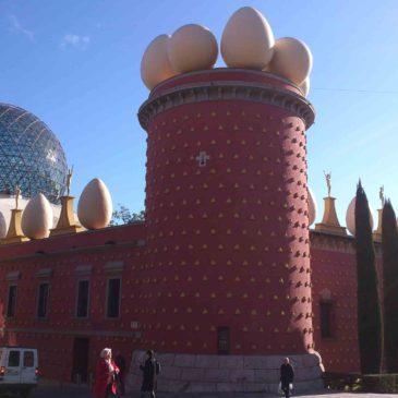 Figueres região de Girona, Museu Salvador Dalí