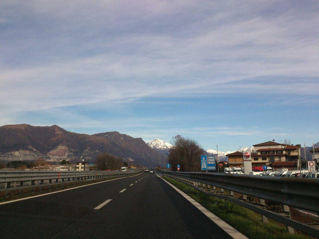 Viajando de Carro pela Europa