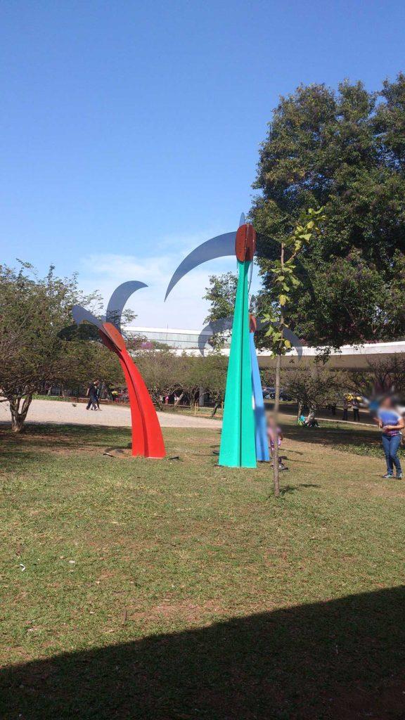 Jardim de Esculturas - Parques em SP
