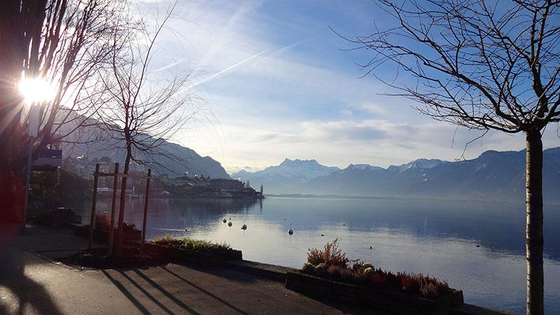 Lago Leman - Montreux