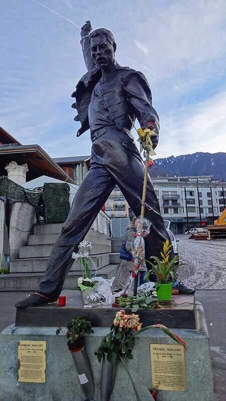 Monumento a Fred Marcury