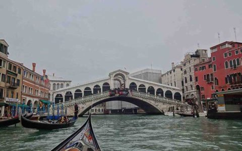 Ponte Rialto - Veneza