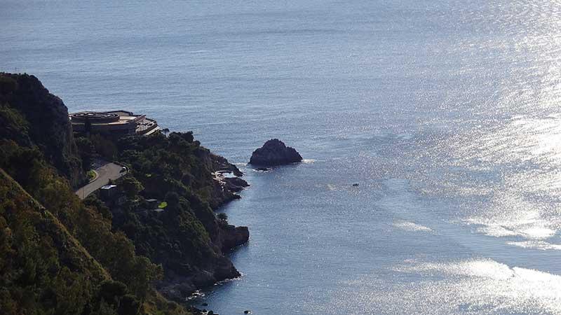 Vista do Mar - Taormina - Sicilia