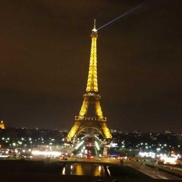 Paris, a cidade que encanta