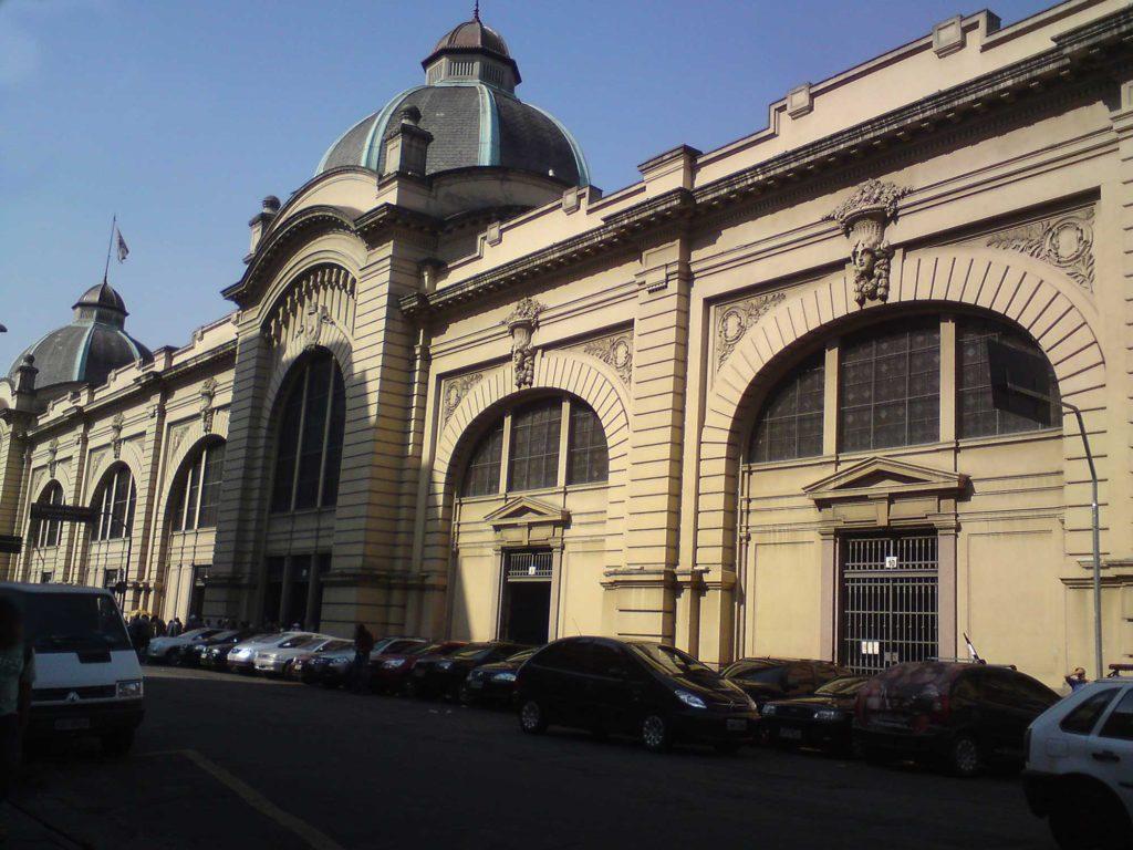 Mercado Municipal Central - São Paulo