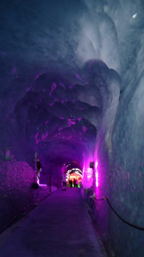 Túnel - Mer de Glace - Chamonix Mont Blanc