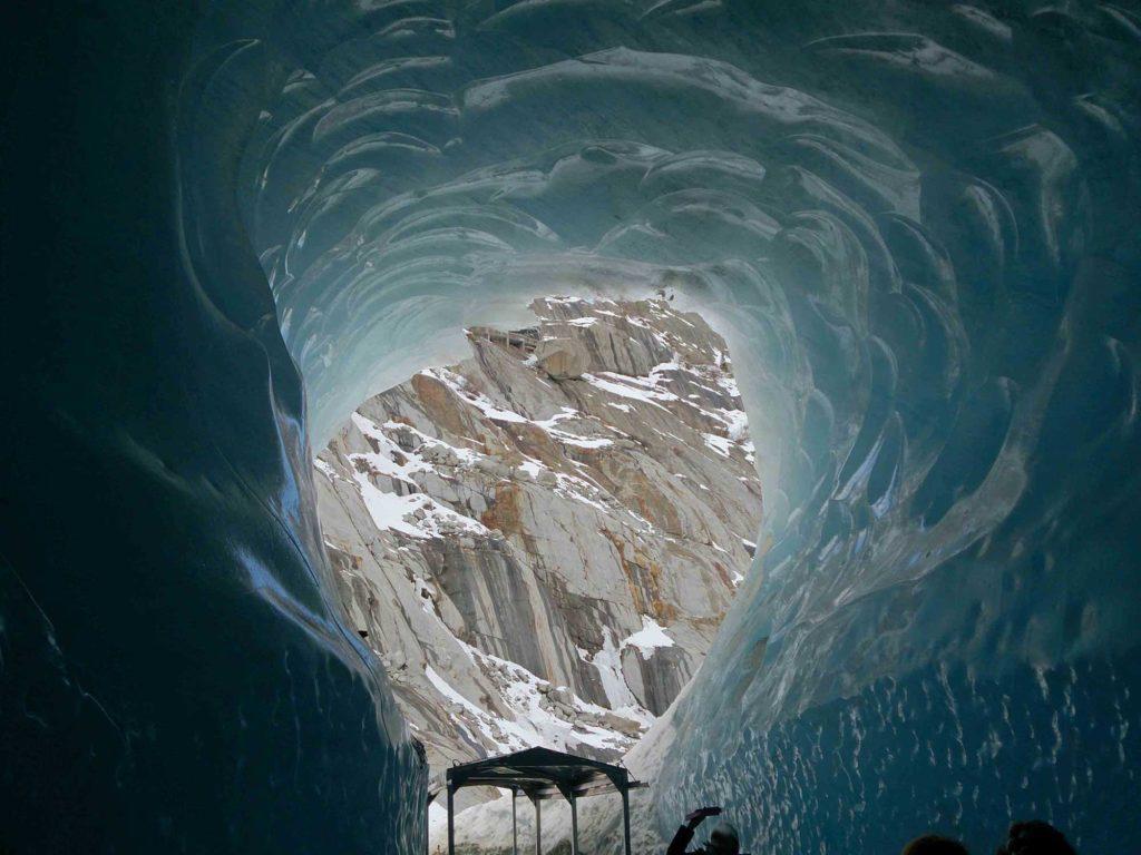 Túnel - Mer de Glace