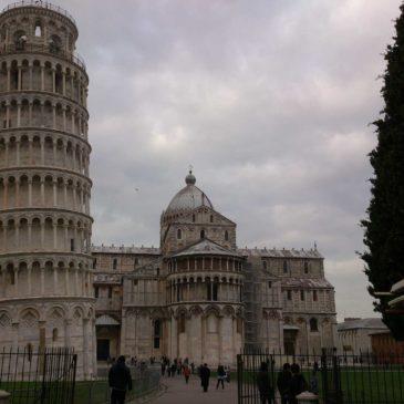 Pisa, a cidade com muito mais além da Torre