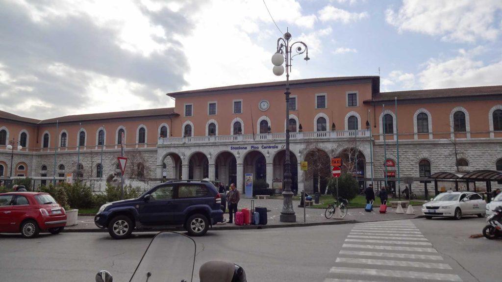 Estação de Trem - Pisa