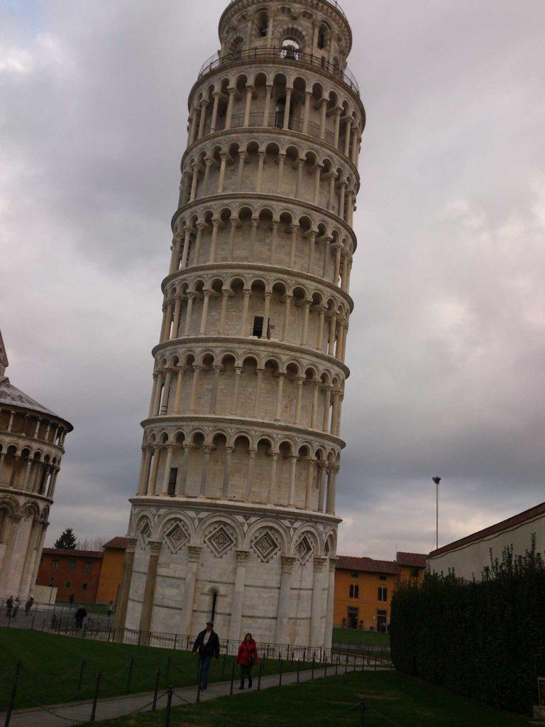 Torre dos Sinos de Pisa