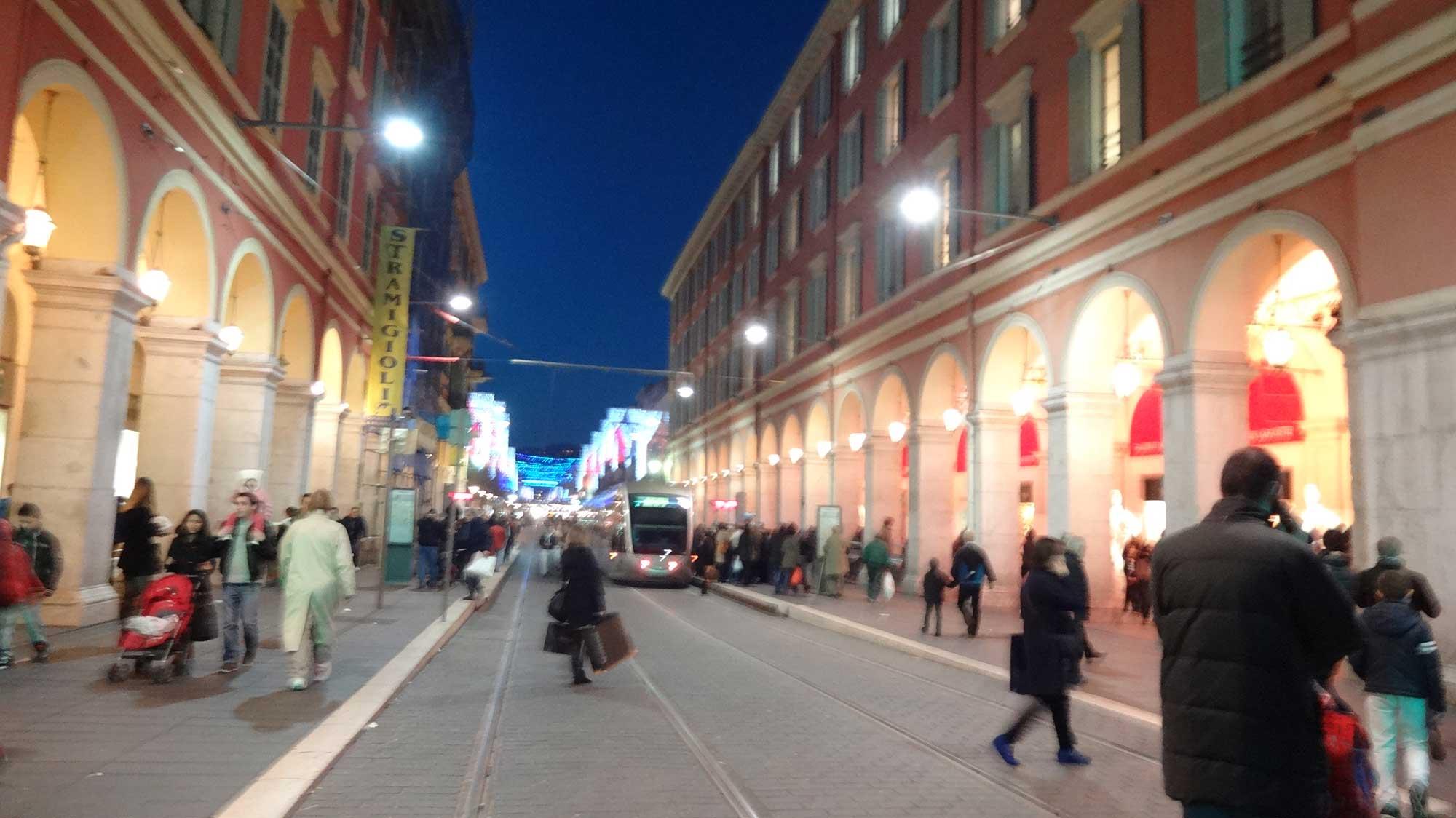 Avenida Jean Médici