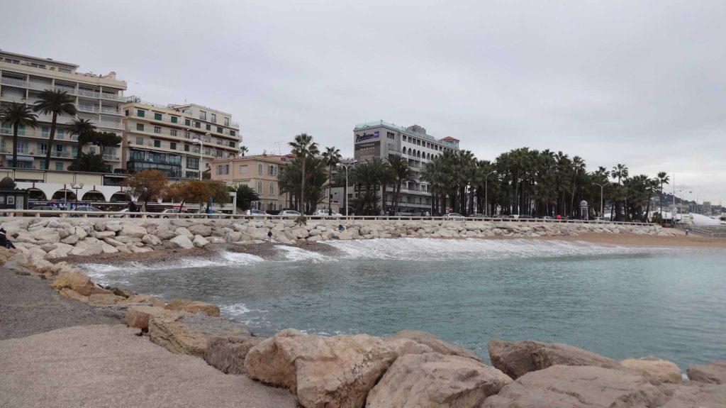 Orla Marítima de Cannes