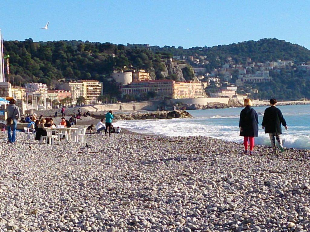 Praia de Nice - França