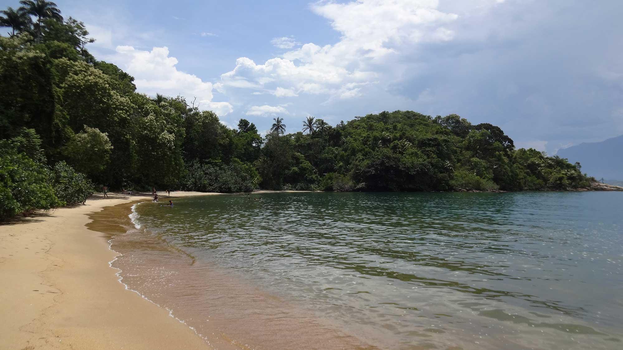 Praia de Tanguázinho - Angra dos Reis