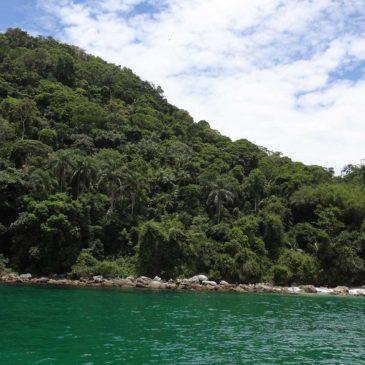Angra dos Reis, um dos paraísos brasileiros