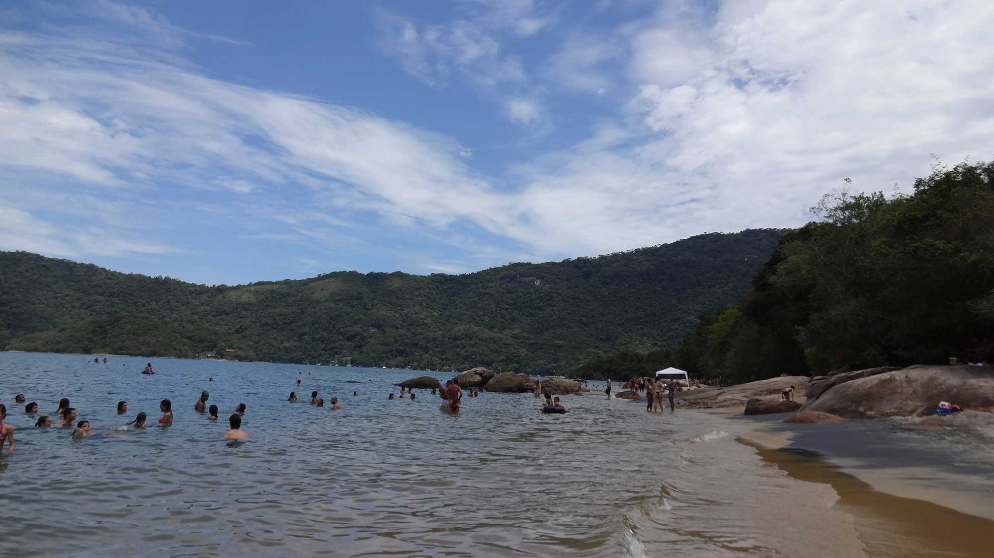 Praia Preta - Ilha Grande