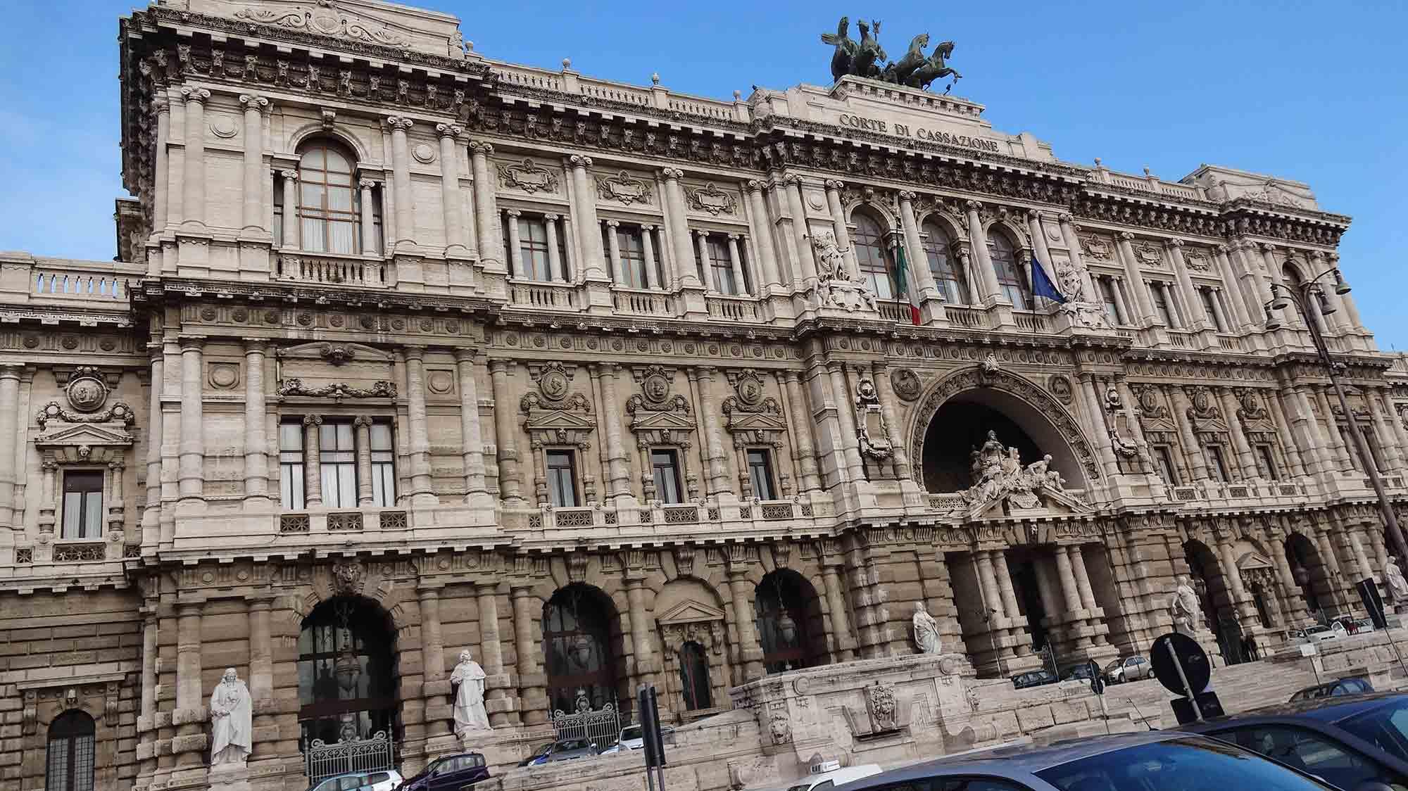 Corte de Cazassione - Turismo em Roma