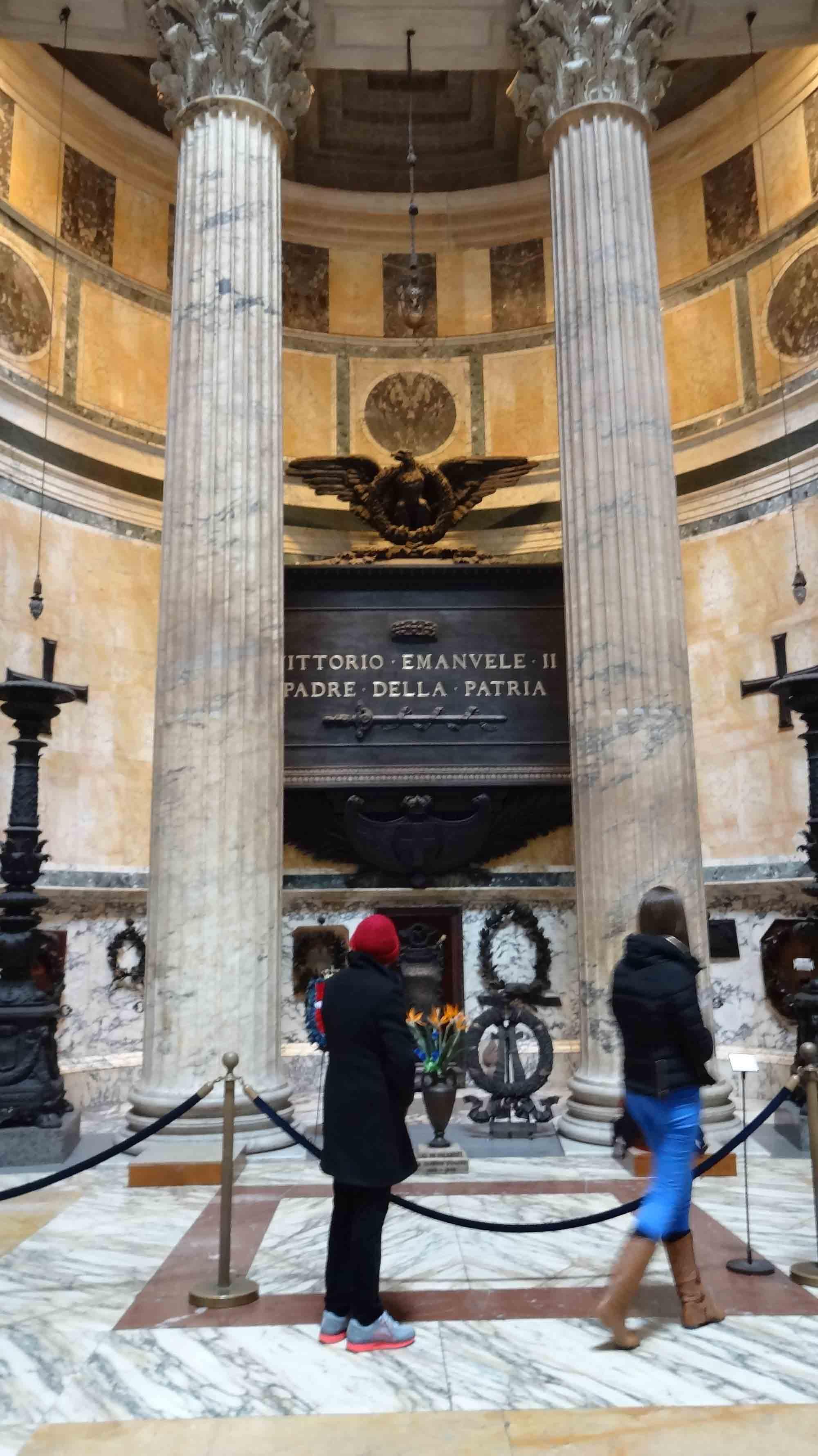 Pantheon - Turismo em Roma