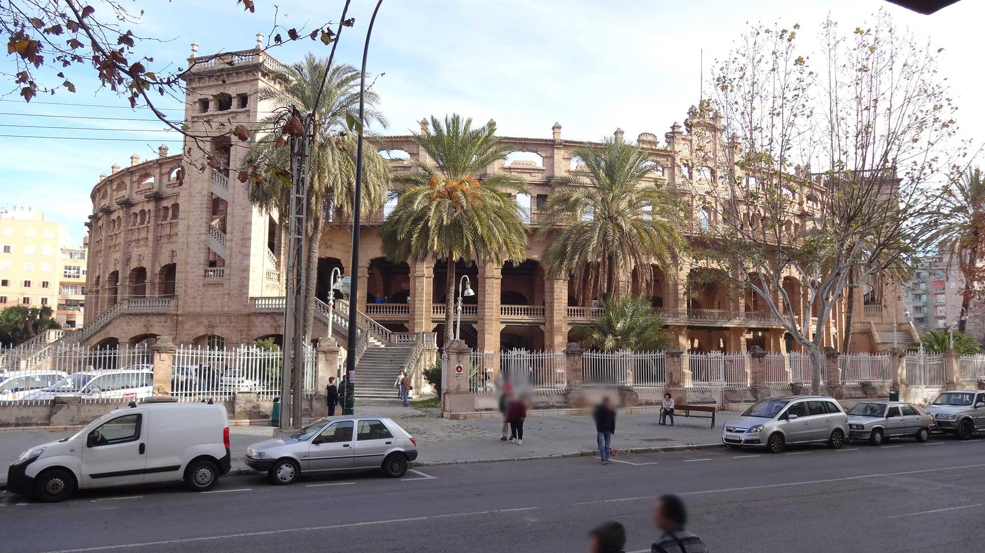 Coliseu Balear - Praça de Touros