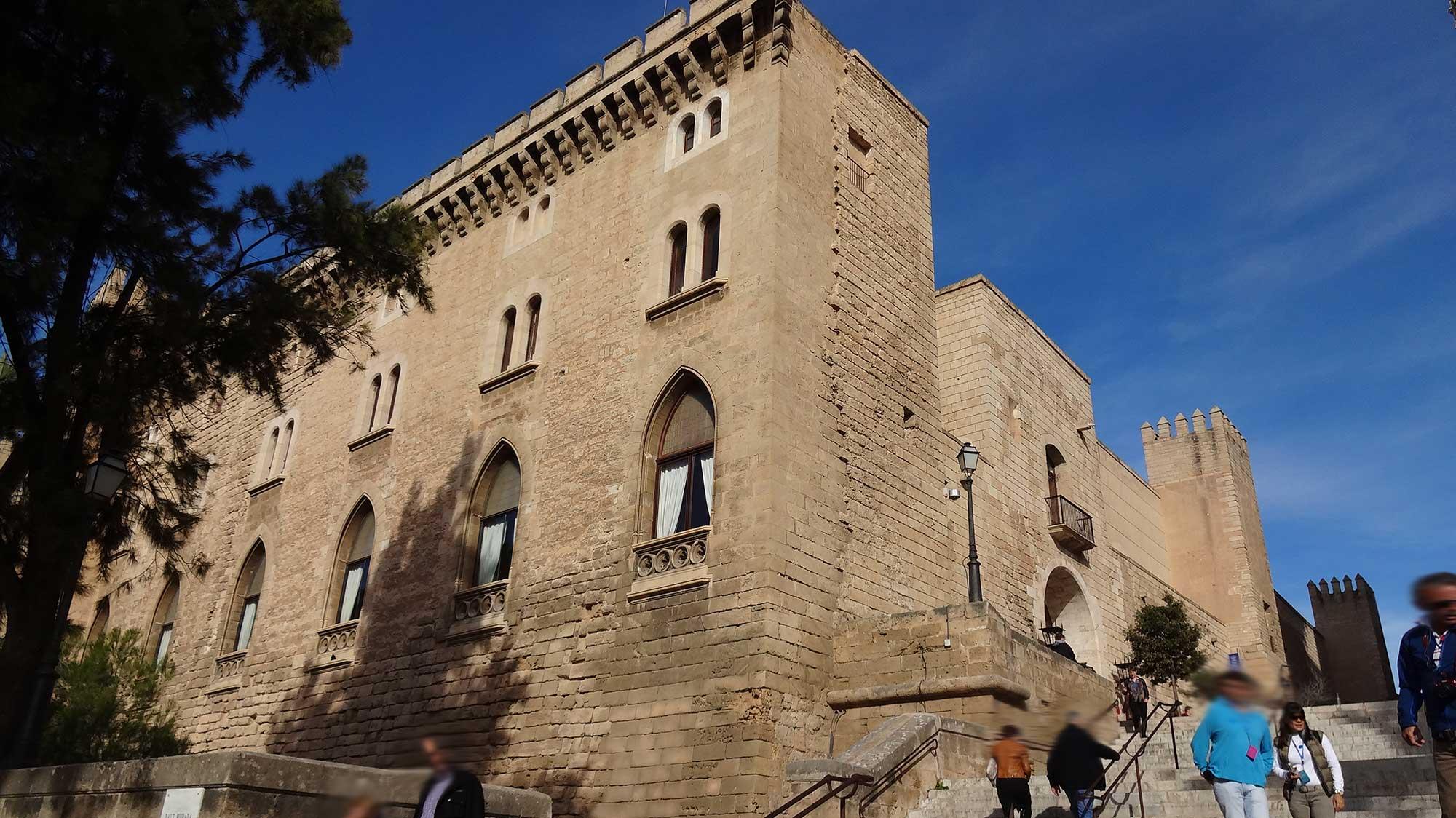 Palácio de Almudaina