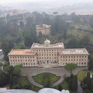 Vaticano, o menor país do  mundo, mas com muita história
