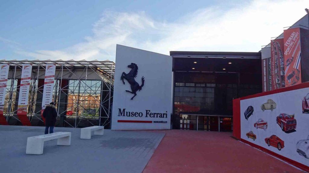 Maranello - Museu da Ferrari