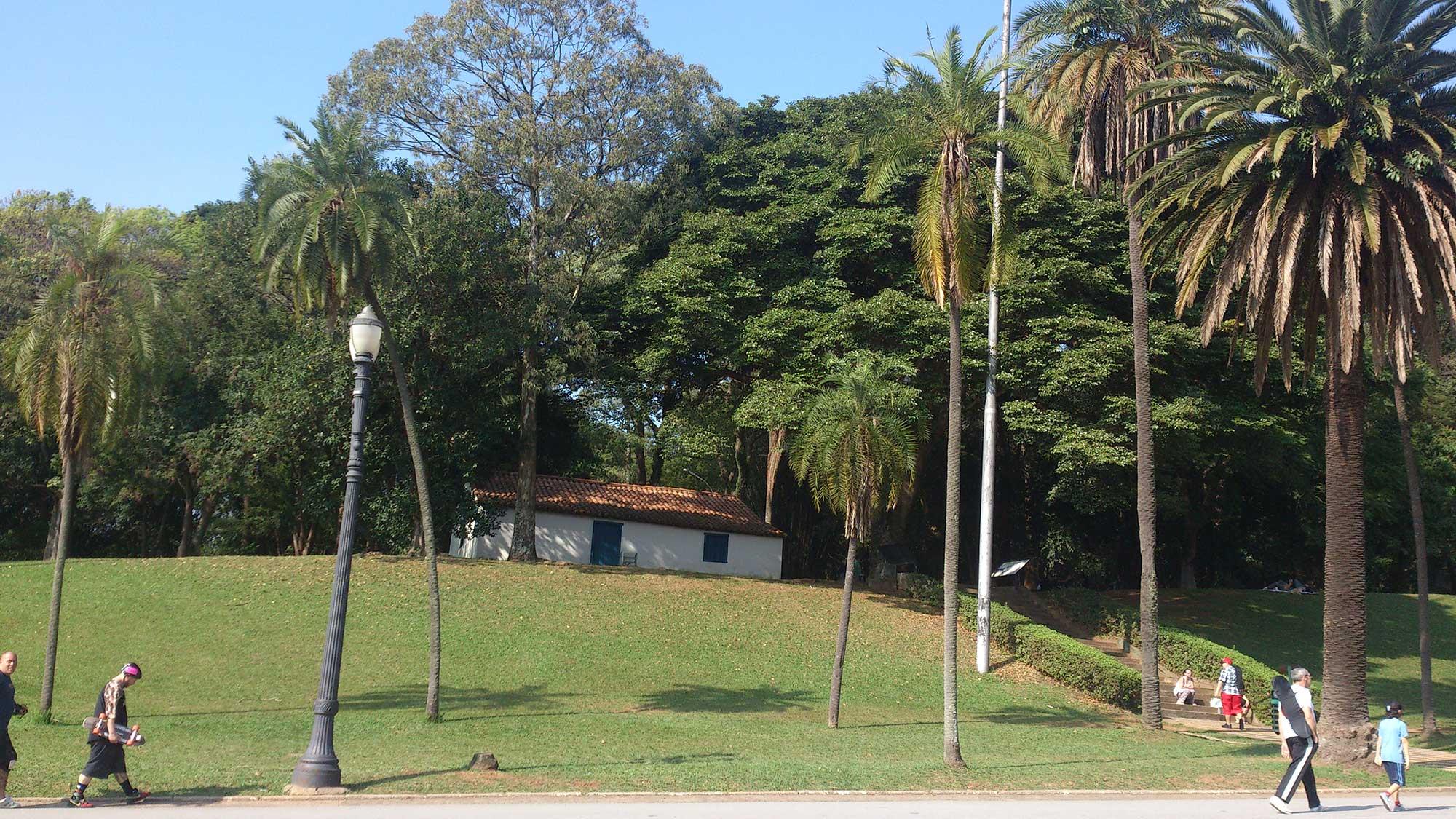 Casa do Grito - Parque da Independência
