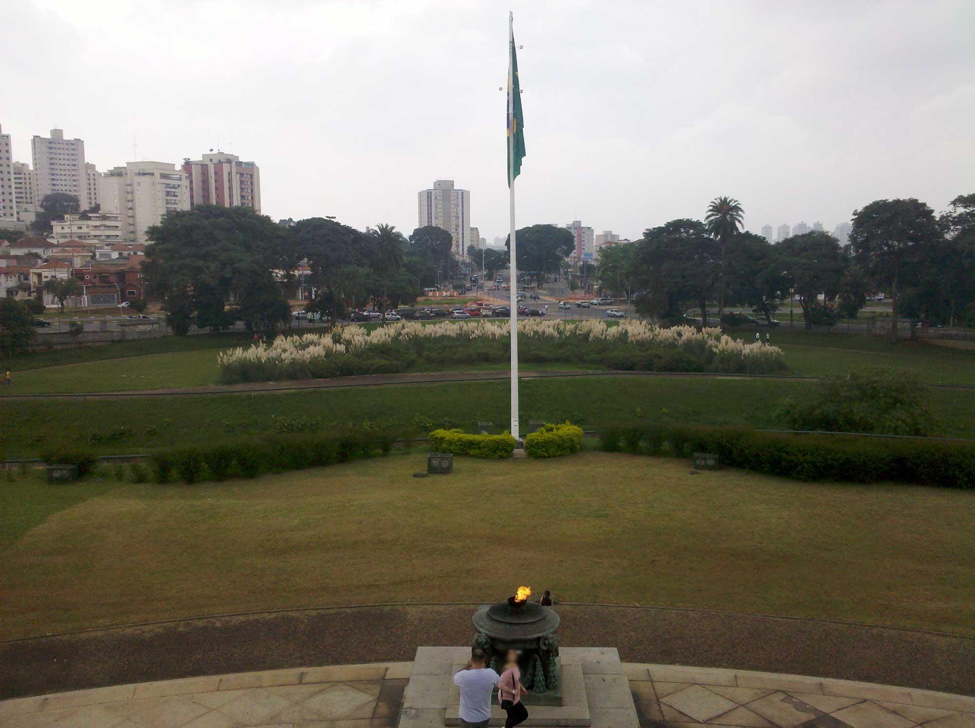 Parque da Independência - São Paulo