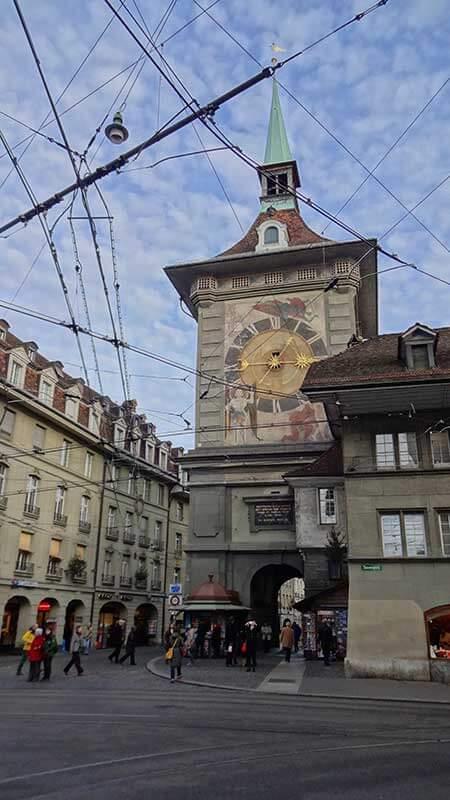 Torre do Relógio - Berna