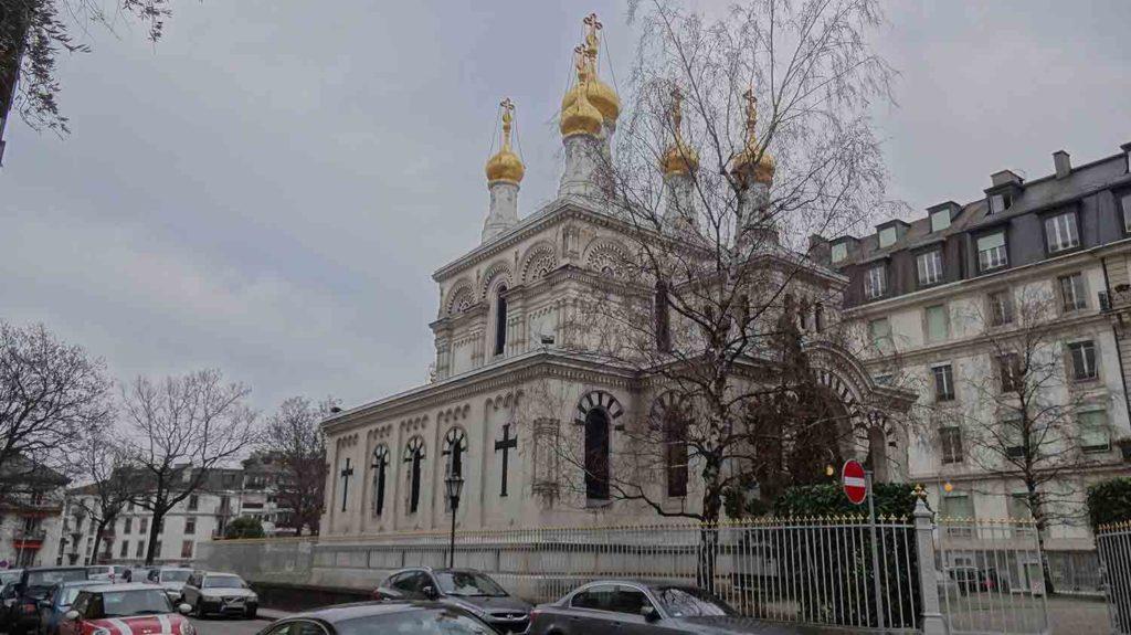 Igreja Ortodoxa Russa - Genebra