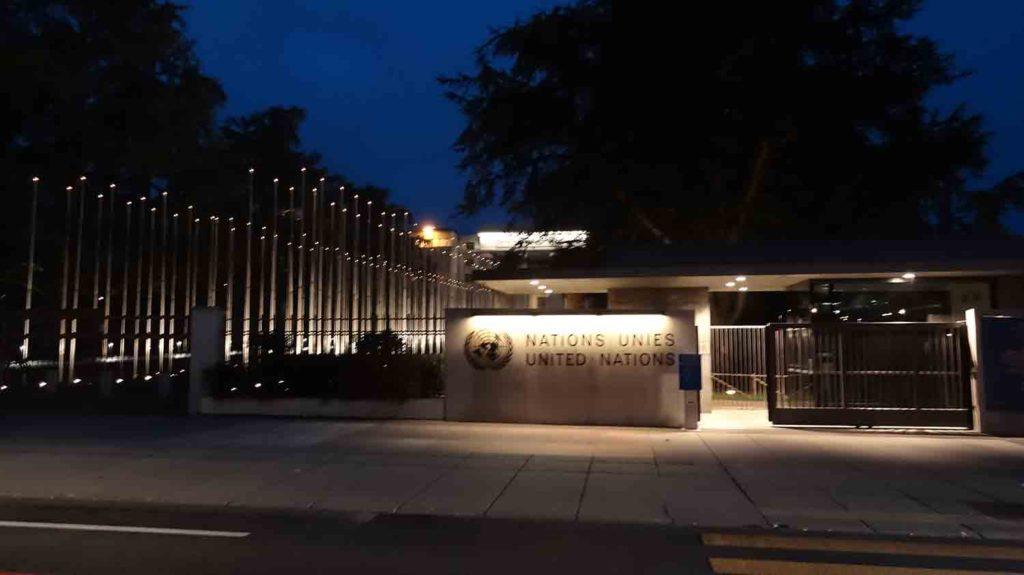 Sede da ONU - Genebra