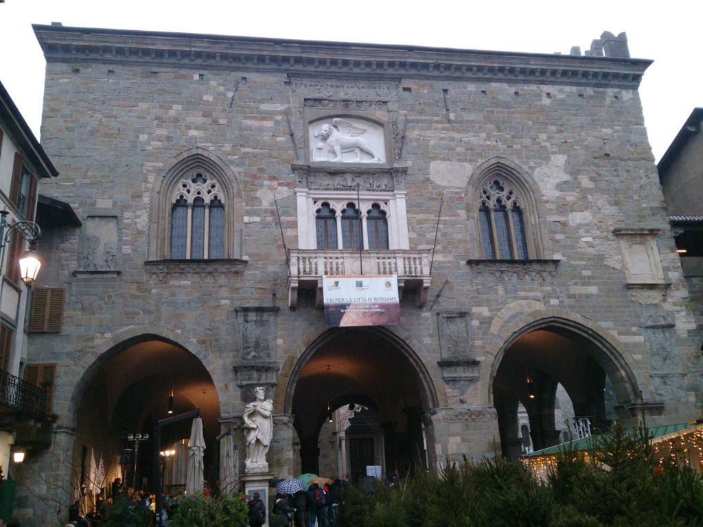 Palazzo dela Ragione - Bérgamo Alta
