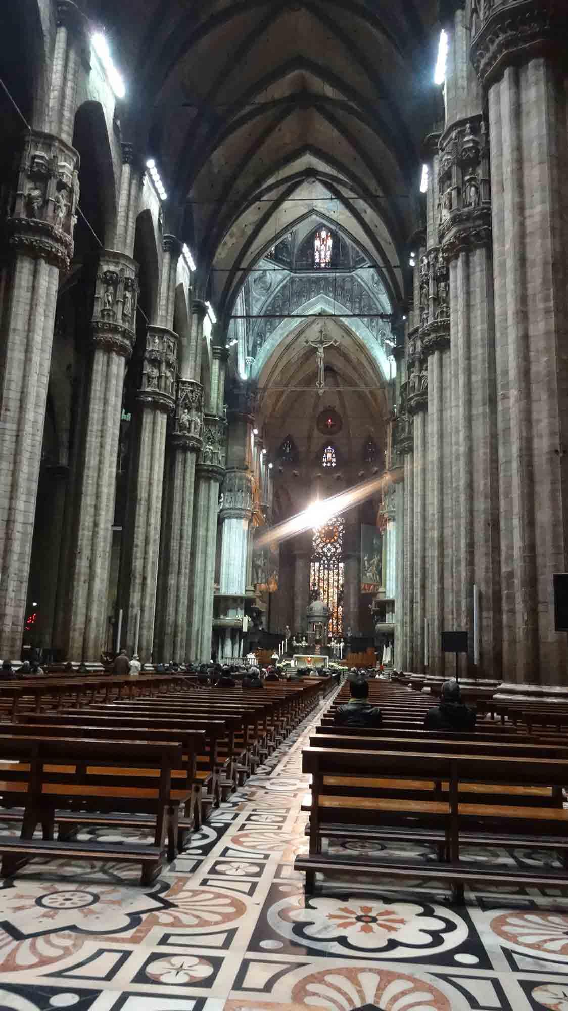 Duomo - Milão