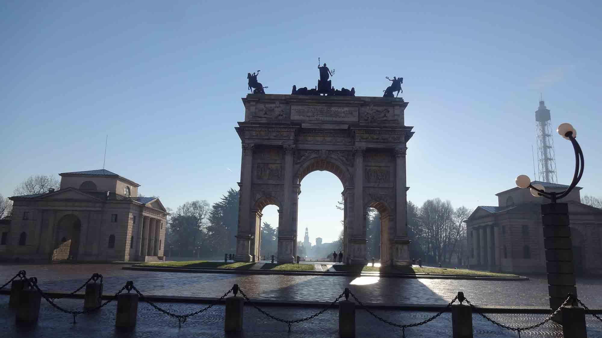 Arco da Paz