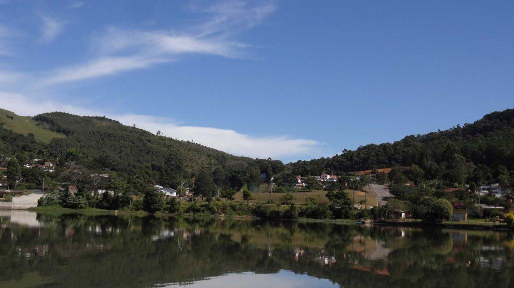 Represa Bortolan - Poços de Caldas