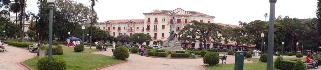 Parque José Afonso Junqueira - Poços de Caldas