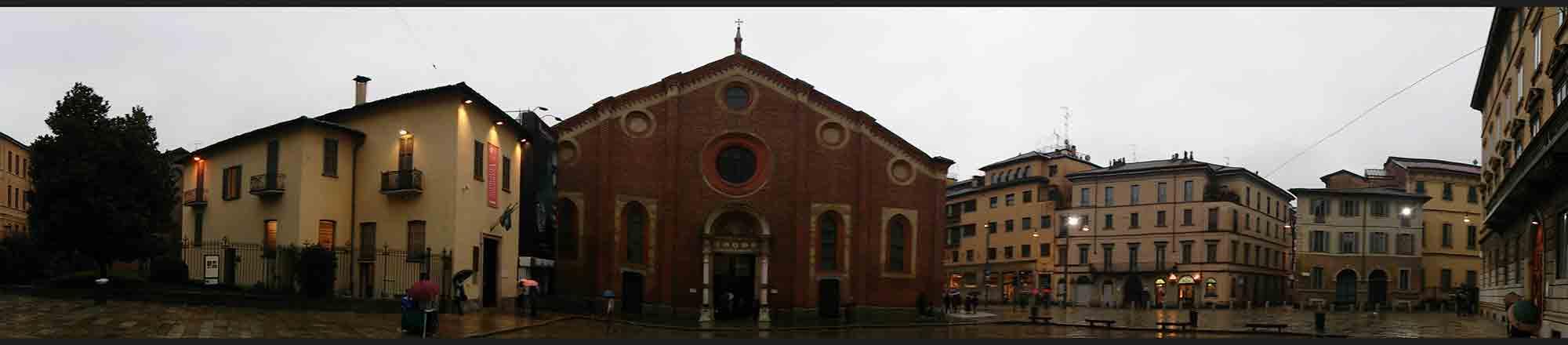 Basílica Santa Maria delle Grazie - Milão