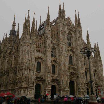 Milão, dicas sobre o que fazer na cidade mundial da moda