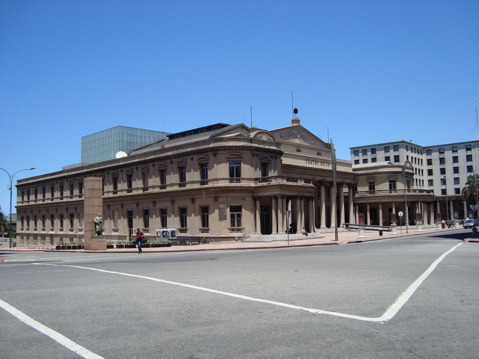Teatro Solís - Montevideo