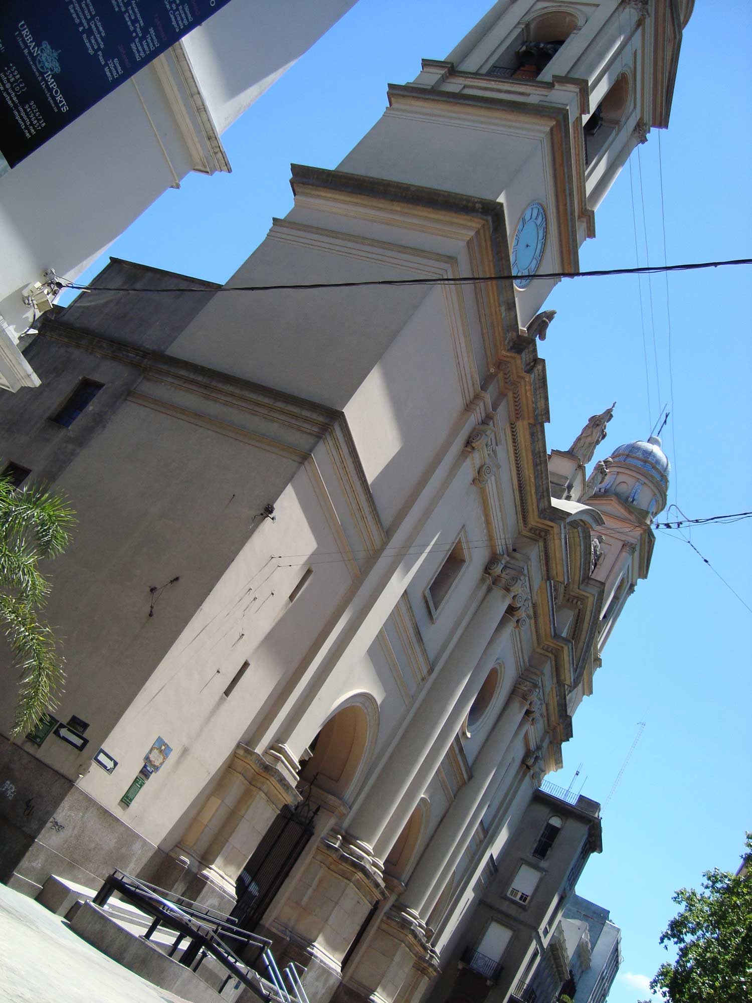 Catedral Metropolitana - Montevideo