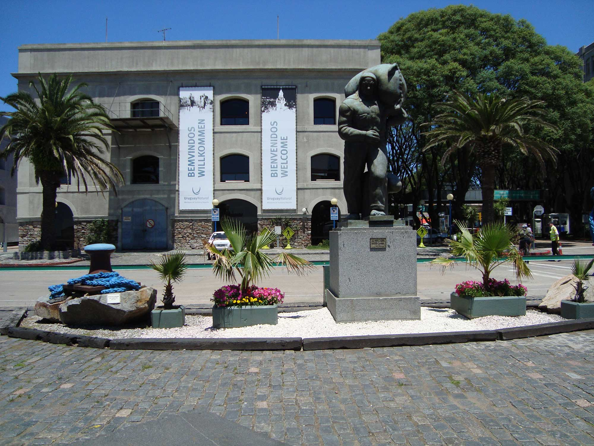 Porto de Montevideo