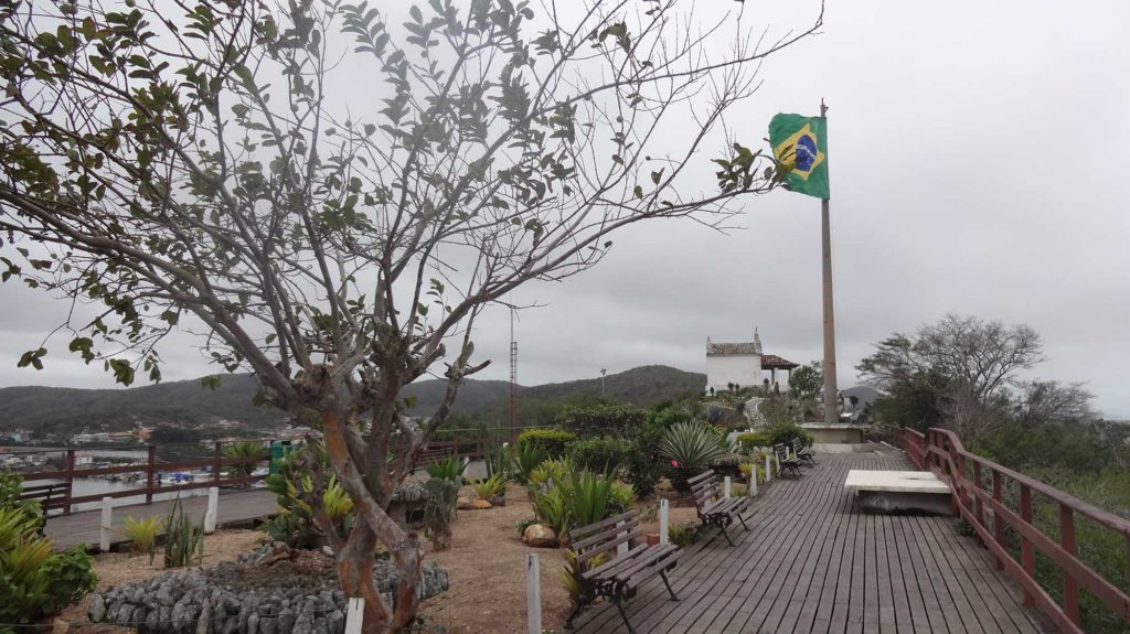 Mirante Morro da Guia - Cabo Frio Rio de Janeiro