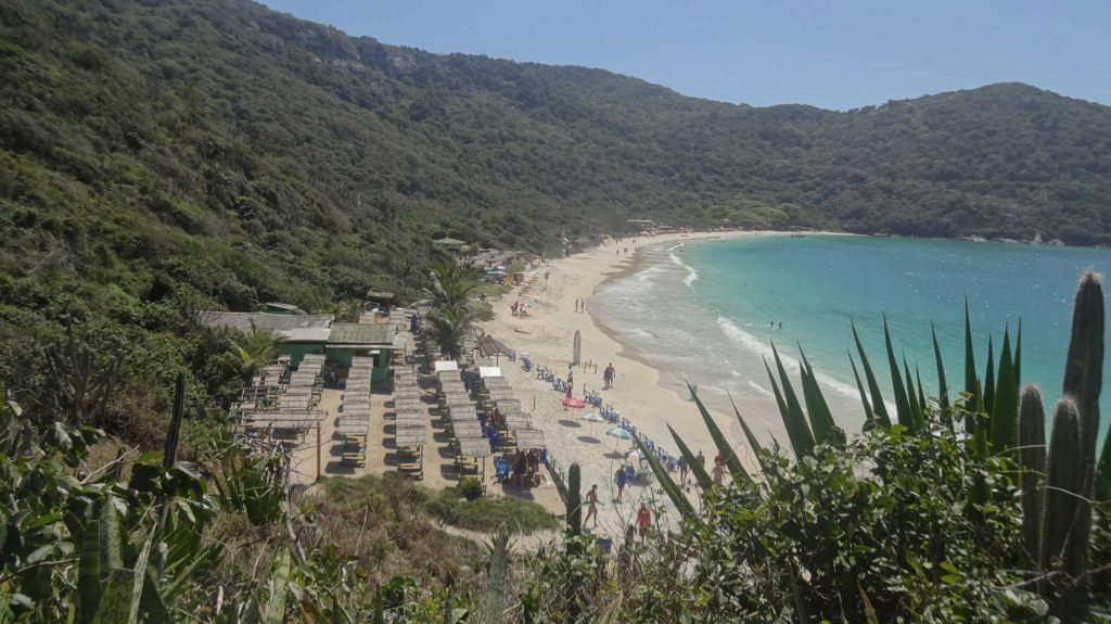 Praia do Forno - Arraial do Cabo