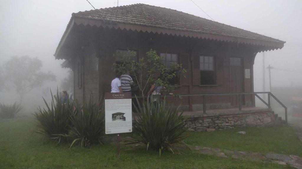 Casa Fox - Paranapiacaba