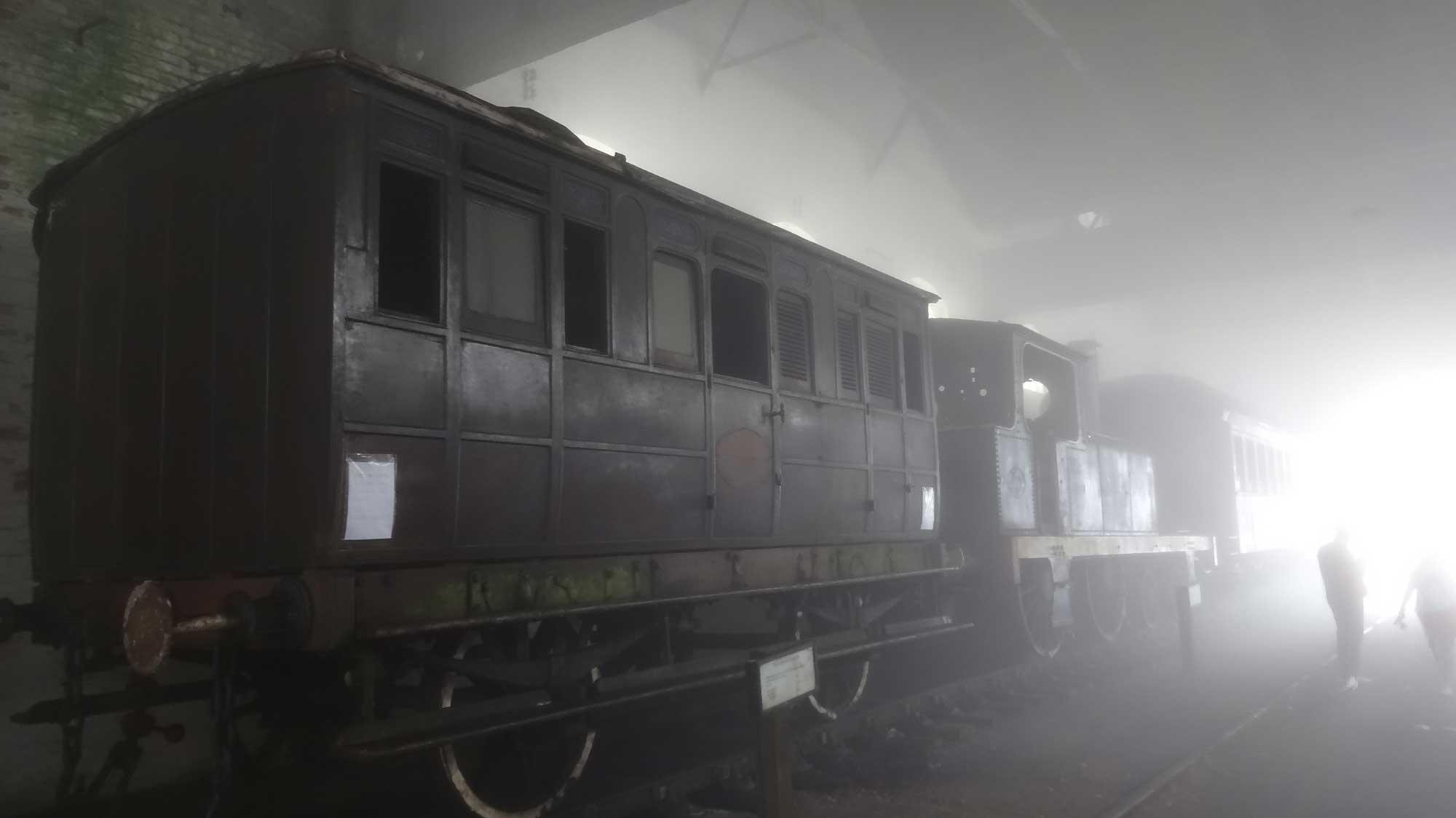 Museu Ferroviário - O que fazer em Paranapiacaba