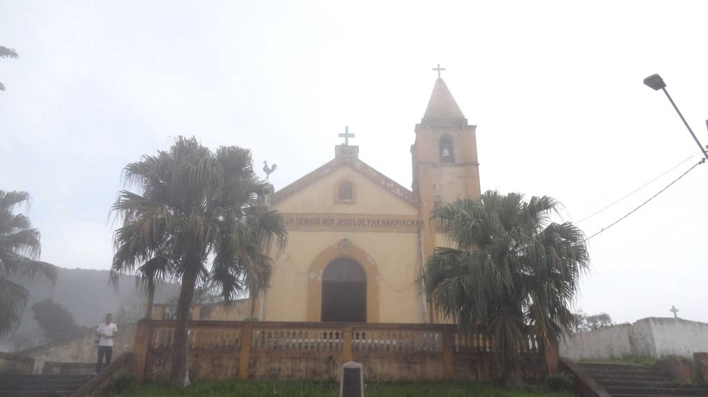 Igreja Senhor Bom Jesus - Paranapiacaba