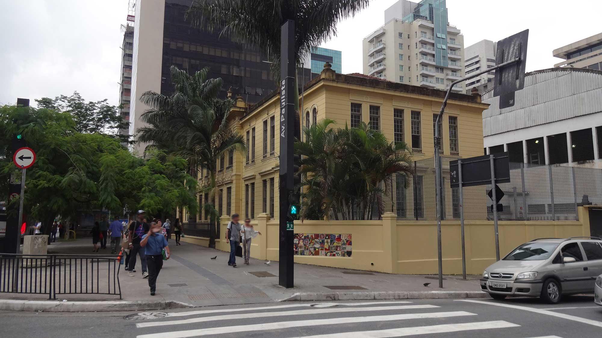 Avenida Paulista - Cidade de São Paulo
