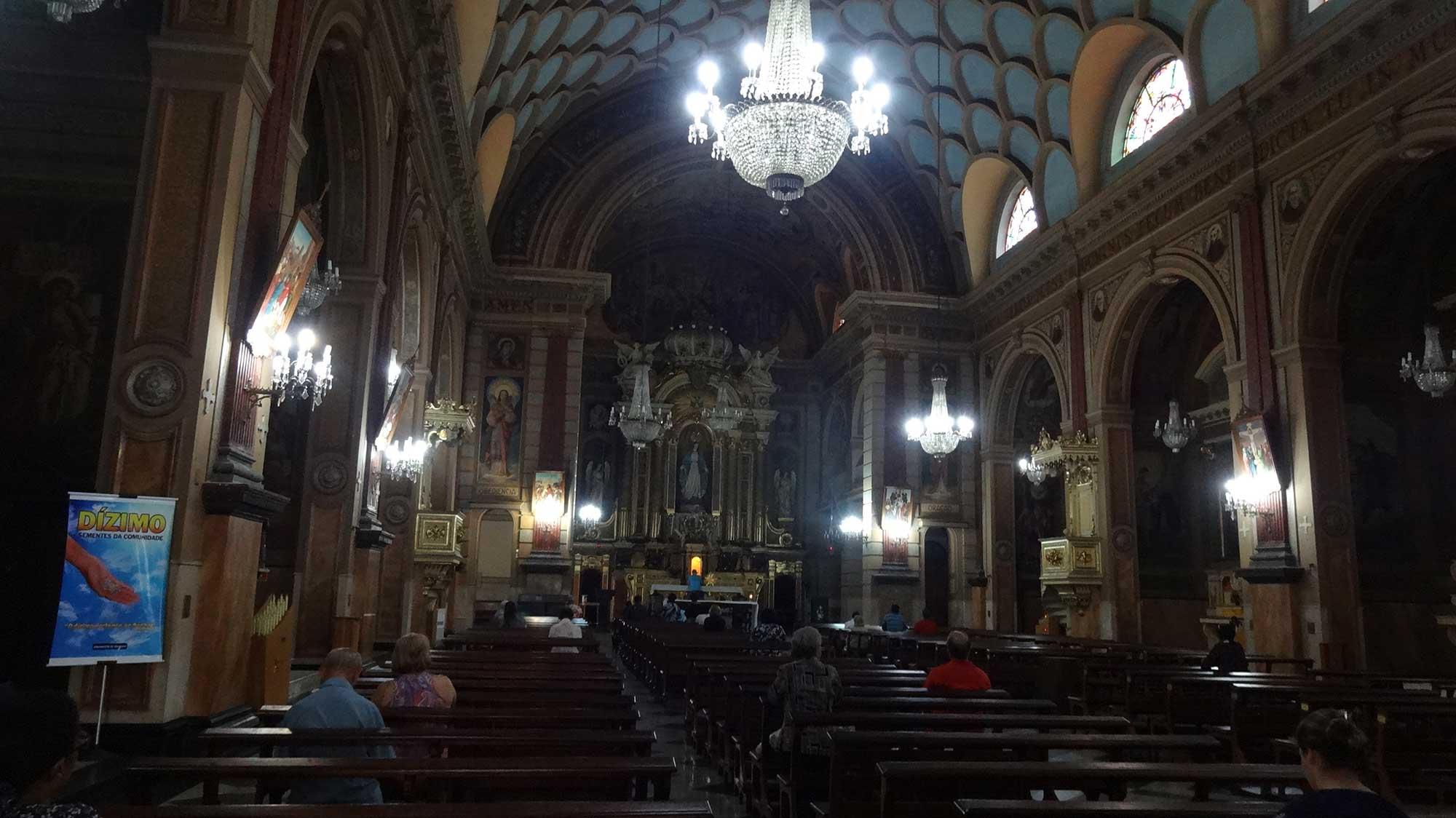 Igreja Imaculada Conceição - Cidade de São Paulo