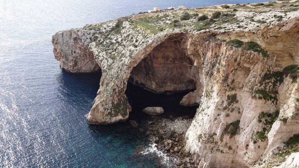 Gruta Azul - Ilha de Malta