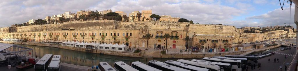 Grand Harbour - Valeta - Ilha de Malta